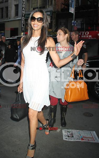 June 06, 2012 Padma Lakshmi at NBC's Today Show in New York City. © RW/MediaPunch Inc. ***NO GERMANY***NO AUSTRIA***