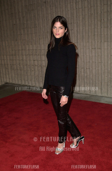 "03FEB2000:  Actress SELMA BLAIR at the world premiere, in Los Angeles, of ""Scream 3."".© Paul Smith / Featureflash"