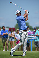 Shawn Stefani (USA) watches his tee shot on 8 during round 4 of the AT&T Byron Nelson, Trinity Forest Golf Club, Dallas, Texas, USA. 5/12/2019.<br /> Picture: Golffile   Ken Murray<br /> <br /> <br /> All photo usage must carry mandatory copyright credit (© Golffile   Ken Murray)