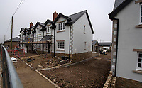 BNPS.co.uk (01202 558833)<br /> Pic: PhilYeomans/BNPS<br />  <br /> Fresh hope for locals in battle for homes against the tide of second home coastal 'ghost' villages.<br /> <br /> Nine discounted homes have been built in one of the worst areas of the country for affordable housing, bringing fresh hope to local first-time buyers.<br /> <br /> The properties are being offered for sale at 75 per cent of the market price with a strict covenant in place that they can only be sold locals.<br /> <br /> And when the time comes for the owners to sell them on, the asking price must also be 25 per cent less than their true value.<br /> <br /> The properties have been built in the so-called ghost village village of Worth Matravers on the picturesque Isle of Purbeck in Dorset.<br /> <br /> Sixty per cent of the 180 houses in the village belong to second homeowners and lay empty most of the time.