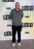 "08 January 2019 - Los Angeles, California - Adam Siegel. FOX Hosts ""RENT"" Press Junket held at the FOX Lot. Photo Credit: Faye Sadou/AdMedia"