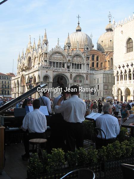 """Venetian Masterpiece"" - Piazza San Marco, Venice"