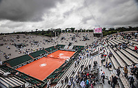 AMBIENCE<br /> <br /> Tennis - French Open 2014 -  Toland Garros - Paris -  ATP-WTA - ITF - 2014  - France - <br /> 4th June 2014. <br /> <br /> &copy; AMN IMAGES