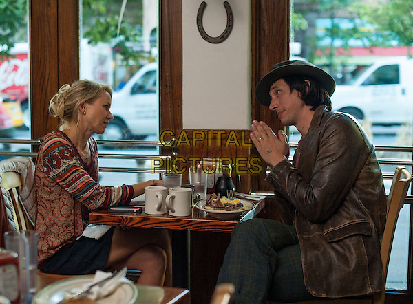 Naomi Watts, Adam Driver<br /> in While We're Young (2014) <br /> *Filmstill - Editorial Use Only*<br /> CAP/NFS<br /> Image supplied by Capital Pictures