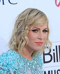 LAS VEGAS, CA - MAY 20: Natasha Bedingfield arrives at the 2012 Billboard Music Awards at MGM Grand on May 20, 2012 in Las Vegas, Nevada.