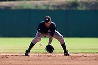 Baseball - MLB Academy - Tirrenia (Italy) - 19/08/2009 - Danny Arribas (Netherlands)
