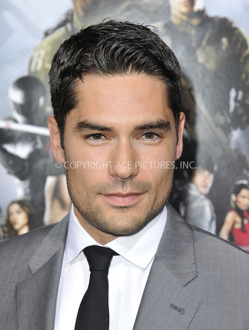 WWW.ACEPIXS.COM....March 28 2013, LA....D.J. Cotrona arriving at the 'G.I. Joe: Retaliation' Los Angeles premiere at the TCL Chinese Theatre on March 28, 2013 in Hollywood, California.......By Line: Peter West/ACE Pictures......ACE Pictures, Inc...tel: 646 769 0430..Email: info@acepixs.com..www.acepixs.com