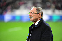 France head coach Jacques Brunel during the NatWest Six Nations match between France and Wales on February 1, 2019 in Paris, France. (Photo by Dave Winter/Icon Sport)