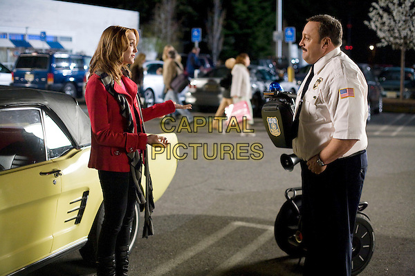 JAYMA MAYS & KEVIN JAMES.in Paul Blart: Mall Cop .*Filmstill - Editorial Use Only*.CAP/FB.Supplied by Capital Pictures.