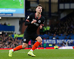 Mason Mount of Chelsea reacts to a missed chance during the Premier League match at Goodison Park, Liverpool. Picture date: 7th December 2019. Picture credit should read: Simon Bellis/Sportimage