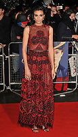 Aiysha Hart at the &quot;Colette&quot; BFI Patron's film gala, 62nd BFI London Film Festival 2018, Cineworld Leicester Square, Leicester Square, London, England, UK, on Thursday 11 October 2018.<br /> CAP/CAN<br /> &copy;CAN/Capital Pictures /MediaPunch ***NORTH AND SOUTH AMERICAS ONLY***
