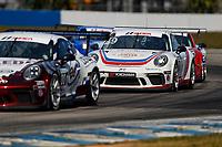 2017 Porsche GT3 Cup USA<br /> Sebring International Raceway, Sebring, FL USA<br /> Friday 17 March 2017<br /> 49, Sebastian Landy, GT3P, USA, 2017 Porsche 991<br /> World Copyright: Jake Galstad/LAT Images<br /> ref: Digital Image lat-galstad-SIR-0317-14860