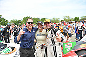 IMSA WeatherTech SportsCar Championship<br /> Chevrolet Sports Car Classic<br /> Detroit Belle Isle Grand Prix, Detroit, MI USA<br /> Saturday 3 June 2017<br /> 93, Acura, Acura NSX, GTD, Andy Lally, Katherine Legge, Michael Shank<br /> World Copyright: Richard Dole<br /> LAT Images<br /> ref: Digital Image RD2_2000