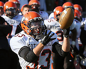 Birmingham Brother Rice at Southfield. Varsity Football, 11/12/11