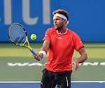 Jo-Wilfried Tsonga (FRA) defeated Brayden Schnur (CAN) 6-4, 7-6,