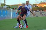 FC Barcelona vs Montpellier HSC: 1-2.<br /> Toni Duggan vs Anouk Dekker.