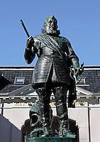 Willem Lodewijk Graaf van Nassau in Leeuwarden