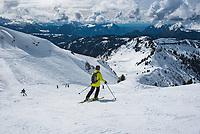Morzine and Avoriaz Ski Areas, France