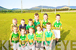 The Portmagee U8's who took part in the Blitz in Foilmore on Wednesday were front l-r, Emily O'Sullivan, Ardan O'Connor, Keith Brennan, Cliona Murphy, Arron O'Connor, back l-r, Fionan O'Sullivan, Jonathan Gross, Stephen Keating, Jack O'Connor, Ciara O'Sullivan & Cian Dowd.