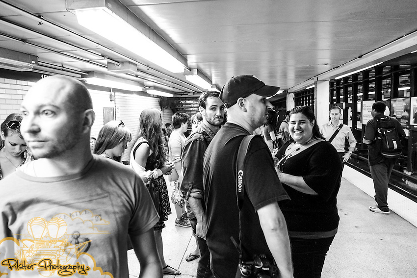 During Geekfest in September, 2014 in Philadelphia, Pennsylvania. (Photos by Chad Pilster of PilsterPhotography.com)