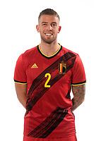 Toby Alderweireld defender of Belgium  <br /> Tubize 12/11/2019 <br /> Calcio presentazione della nuova maglia della Nazionale del Belgio <br /> Photo De Voecht  Kalut/Photonews/Panoramic/insidefoto<br /> ITALY ONLY