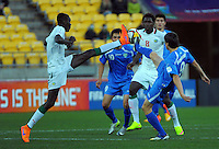 150614 FIFA Under-20 World Cup - Senegal v Uzbekistan
