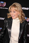 BARBARA EDEN. Red carpet arrivals to the star-studded world premiere of Valentine's Day at Grauman's Chinese Theater in Hollywood, California, USA. February 8, 2010.