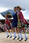 Longs Peak Scottish Irish Highland Festival, Estes Park, Colorado, USA