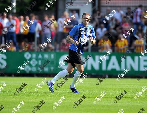 2013-07-07 / Voetbal / seizoen 2013-2014 / Rupel-Boom - KV Mechelen / Wesley Snoeys<br /><br />Foto: Mpics.be