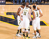 The University of Michigan men's basketball team beat Eastern Michigan, 93-54, at Crisler Center in Ann Arbor, Mich., on December 21, 2012.
