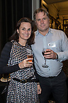Kim and Andrew Grenfell at the Greenbank 21 Year Reunion - Current and Past Parents, The Northern Club, Auckland, New Zealand,  Friday, August 04, 2017.Photo: David Rowland / One-Image.com for BW Media
