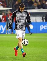 Julian Draxler (Deutschland, Germany) - 23.03.2018: Deutschland vs. Spanien, Esprit Arena Düsseldorf