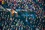 20.02.2020 Rangers v SC Braga: Rangers directors box