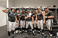 DALLAS, TX - DECEMBER 29: of the Philadelphia Eagles during a game against the Dallas Cowboys on December 29, 2013 at AT&T Stadium in Dallas, Texas.  (Photo by Hunter Martin/Philadelphia Eagles/Getty Images) *** Local Caption ***