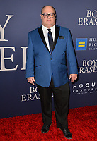 LOS ANGELES, CA. October 29, 2018: David Ditmore at the Los Angeles premiere for &quot;Boy Erased&quot; at the Directors Guild of America.<br /> Picture: Paul Smith/Featureflash