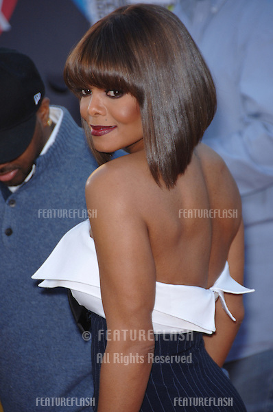 JANET JACKSON at the 2006 Billboard Music Awards at the MGM Grand, Las Vegas..December 4, 2006  Las Vegas, NV.Picture: Paul Smith / Featureflash