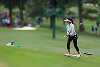 Zoe Campos (USA) during the final  round at the Augusta National Womans Amateur 2019, Augusta National, Augusta, Georgia, USA. 06/04/2019.<br /> Picture Fran Caffrey / Golffile.ie<br /> <br /> All photo usage must carry mandatory copyright credit (© Golffile | Fran Caffrey)