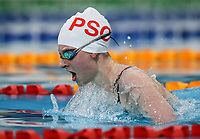Olivia Upston, 50m Breaststroke Para. AON Swimming New Zealand National Open Swimming Championships, National Aquatic Centre, Auckland, New Zealand, Monday 2nd July 2018. Photo: Simon Watts/www.bwmedia.co.nz