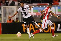 Libertadores 2015 Colo Colo vs Internacional Santa Fe
