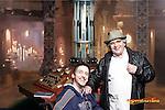 Sylvester McCoy & Tardis