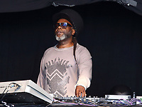Jazzie B - Soul II Soul perform at the Pub in the Park's Drive In Garden Party at Knebworth Park, Herts on Saturday September 12th 2020<br /> CAP/ROS<br /> ©ROS/Capital Pictures /MediaPunch **NORTH AMERICAS ONLY**