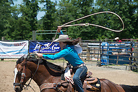 VHSRA - New Kent, VA - 6.10.2014 - Breakaway Roping