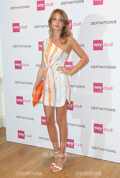 Millie Mackintosh at the Launch party for Very.co.uk introducing the new fashion brand Definitions at Somerset House<br /> London. 04/09/2013 Picture by: Henry Harris / Featureflash
