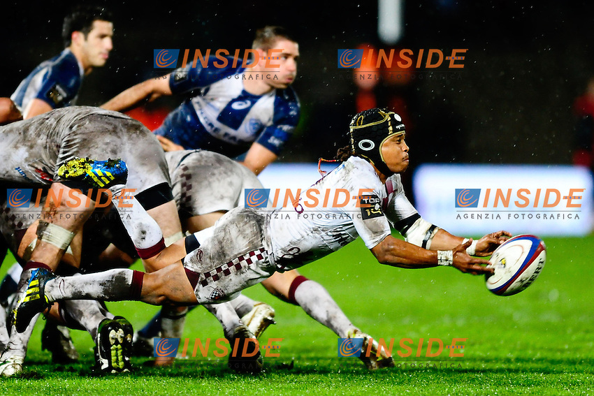 Heini ADAMS (UBB).Bordeaux Begles vs Castres - .Rugby Francia Day 11th Top14 - 11/10/2012.Foto Panoramic / Insidefoto.ITALY ONLY
