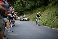 Robert Gesink (NED/Jumbo - Visma)<br /> <br /> stage 10 (ITT): Jurançon to Pau (36.2km > in FRANCE)<br /> La Vuelta 2019<br /> <br /> ©kramon