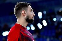 Gianluigi Donnarumma of AC Milan <br /> Roma 27-10-2019 Stadio Olimpico <br /> Football Serie A 2019/2020 <br /> AS Roma - AC Milan<br /> Foto Andrea Staccioli / Insidefoto
