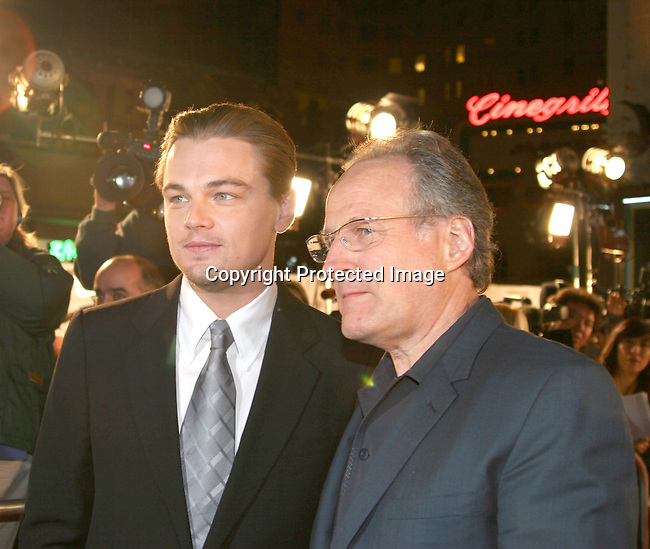 Leonardo DiCaprio &amp; guest<br />&quot;The Aviator&quot; Premiere - Arrivals<br />Grauman's Chinese Theatre<br />Hollywood, CA, USA<br />Wednesday, December 1, 2004<br />Photo By Selma Fonseca /Celebrityvibe.com/Photovibe.com, <br />New York, USA, Phone 212 410 <br />5354, email:sales@celebrityvibe.com