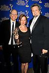 LOS ANGELES - JUN 20: Craig Carlisle, Jacqui Deegan, Matt Hoverman at The 41st Daytime Creative Arts Emmy Awards Gala in the Westin Bonaventure Hotel on June 20th, 2014 in Los Angeles, California