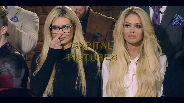 Celebrity Big Brother 2017<br /> Nicola McLean, Bianca Gascoigne  <br /> *Editorial Use Only*<br /> CAP/KFS<br /> Image supplied by Capital Pictures