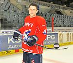 Adler Mannheim Marcel Goc 02.02.2016